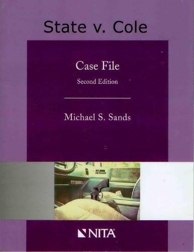 State v. Cole Case File