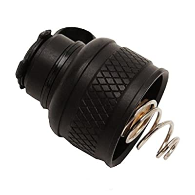 Surefire Replacement Rear Cap Assy For M6Xx,Black by SureFire