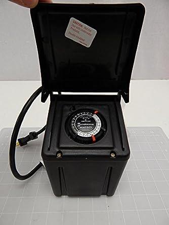 Intermatic Malibu ML100T 100 Watt Low Voltage Landscape Transformer T61265 A