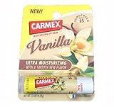 Carmex Ultra Smooth Vanilla Lip Balm Stick SPF 15 0.15 OZ