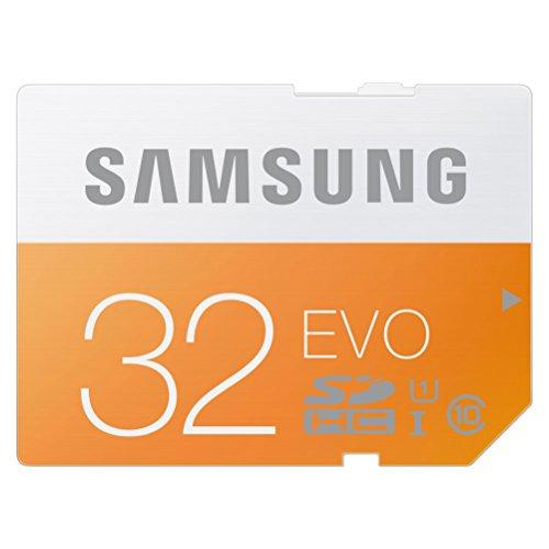 Samsung SDHCカード 32GB EVO Class10 UHS-I対応 MB-SP32D/FFP