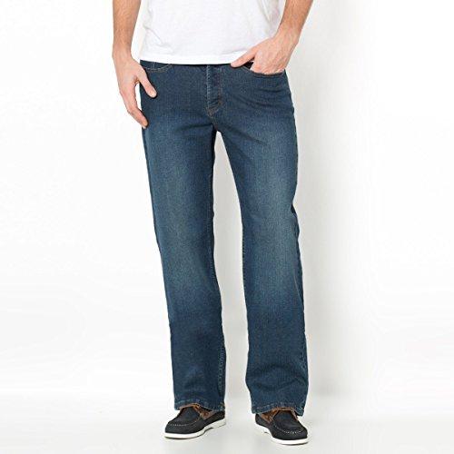 Taillissime Uomo Jeans Confortevoli In Denim Stretch Semielasticizzati,