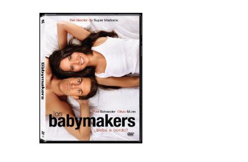 Los Babymakers [DVD]
