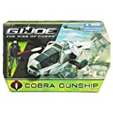 G I Joe Movie Bravo Vehicle Cobra Gunship with Firefly V1 - 89318