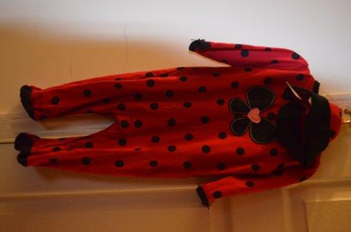 Carters Ladybug Halloween Costume Nwt Ladybug Sleeper 6 Months
