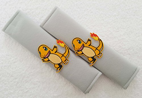 pokemon-go-pikachu-charmander-car-comfortable-seatbelt-harness-belt-shoulder-pads-x-1-pair-grey