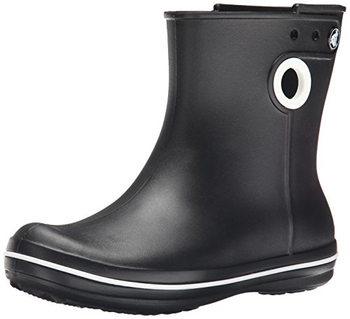 Crocs Jaunt Shorty Boot W Stivaletti, Donna, Nero , 39/40