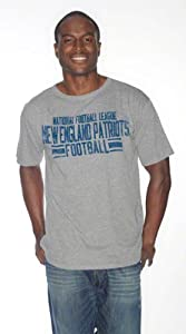 New England Patriots Signal Tri-Blend T-Shirt by G-III Sports