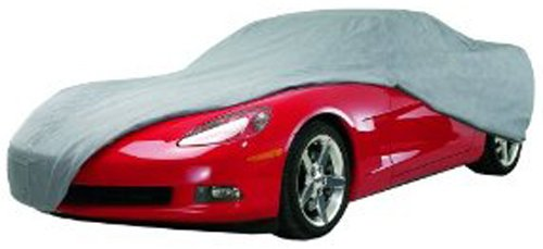 Coverking Custom Fit Car Cover for Select Mazda Miata Models - Triguard (Gray)