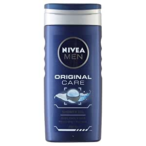 NIVEA MEN Original Care Shower Gel, 250ml