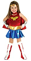 Toddler Wonder Woman by Rubies Costume Co