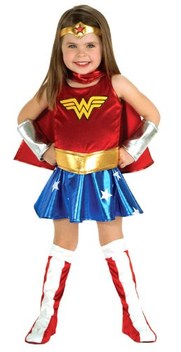 Wonder Woman Deluxe Costume Child
