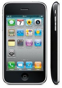 Vodafone iPhone 3GS 8GB schwarz
