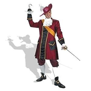 Amazon.com: Peter Pan - Captain Hook - Deluxe Adult ...