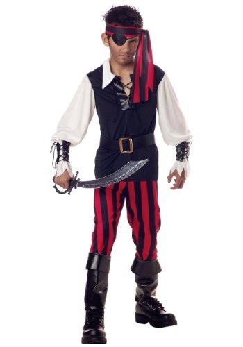 California Costumes Toys Cutthroat Pirate