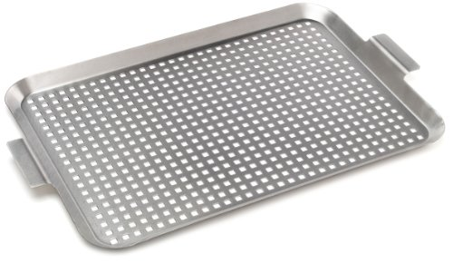 Bull 24117 Stainless Grid with Side Handles