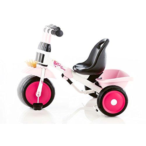 preisvergleich und test kettler dreirad happytricke kleinkinderrad bike prinzessin. Black Bedroom Furniture Sets. Home Design Ideas