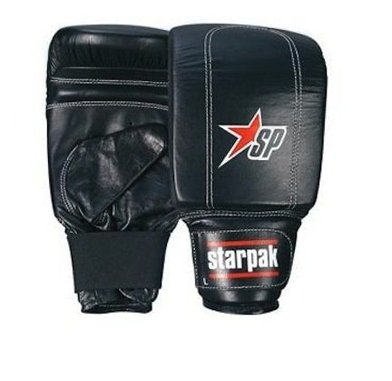 Leather Punching Mitts from Starpak - 1 Pair