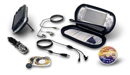 PSP Starter Kit Megapack