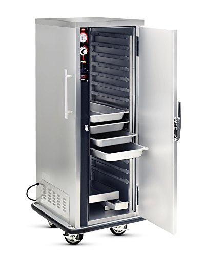 Food Warming Equipment PS-1220-15 Passive Heated Holding Cabinet with Steam Table Pan Transport, Full Size (Food Warming Tables compare prices)