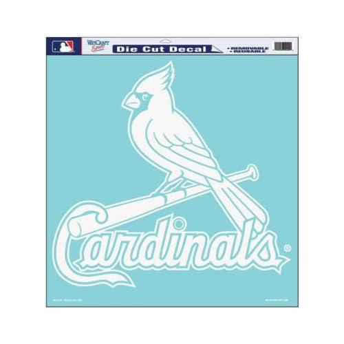 Wincraft St. Louis Cardinals 18X18 Die Cut Decal Sports