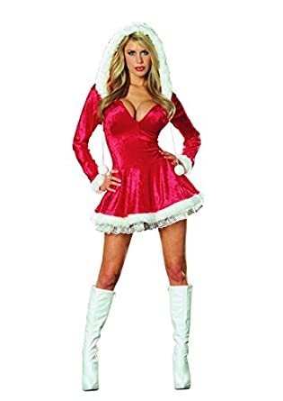 Sleigh Belle costume XS