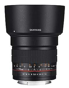 Samyang 85 mm / F 1,4 ASP IF MC Objectifs