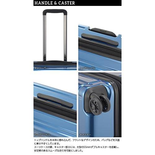 アウトドア|スーツケース|ハードキャリー 【61cm】 OD-0692-60 (OUTDOOR)ブラックカーボン