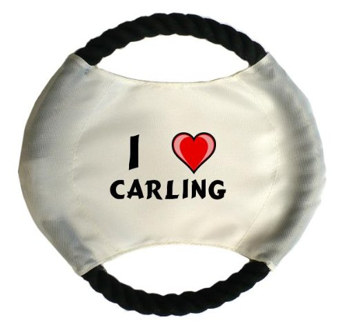personalised-dog-frisbee-with-name-carling-first-name-surname-nickname