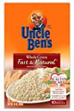 Uncle Bens 10 Minute Natural Whole Grain Instant Brown Rice 14 oz