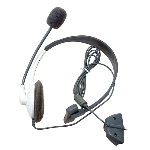 Headphone Headset Microphone For Xbox 360 Live **Laptop Parts Store**
