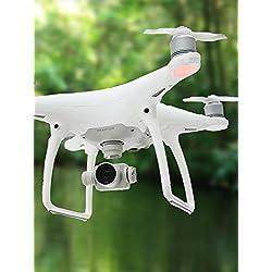 DJI Phantom 4 - Drohne umfliegt im Test fiese Hindernisse