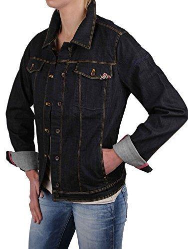 Napapijri Giacca Da Donna Giacca Jeans Blu scuro Tgl XL #RIF028 - blu scuro, XL