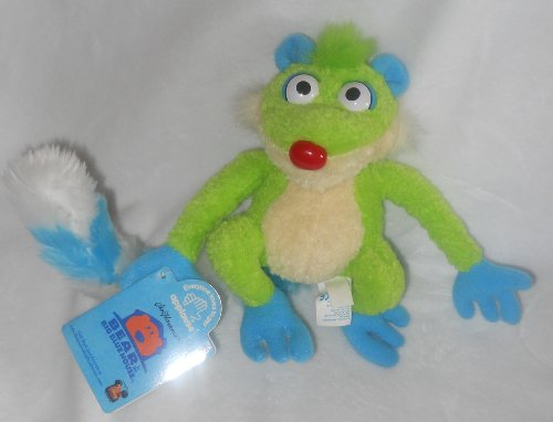 Dollysand Treelo Plush Toy Bear In The Big Blue House
