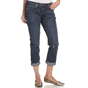 Levis Junior's Boyfriend 513 Jean,Blue Jay,1 Medium