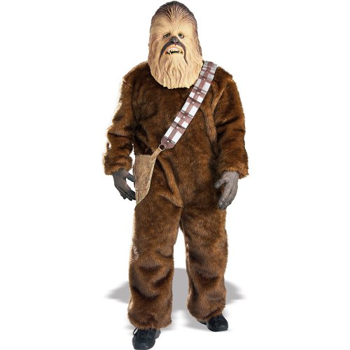 Rubies Costumes Mens Star Wars Chewbacca Adult Costume