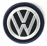 車・バイク VW   アイロンワッペン 刺繍 パッチワッペン