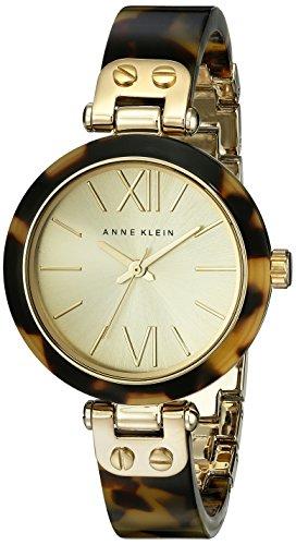 anne-klein-womens-109652chto-gold-tone-tortoise-shell-plastic-bracelet-watch