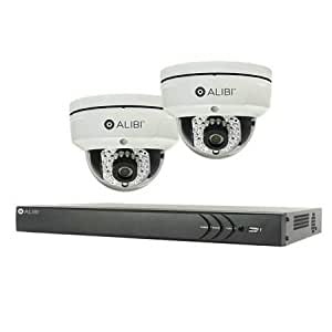Amazon Com Alibi 2 Camera Outdoor 3 0 Megapixel 65 Ft Ir