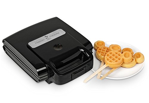 Check Out This Disney 4 Mickey Waffle Stick Maker