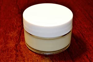 """Organic Shea Butter Eye Cream by ZIVA Organics - 100% Pure Organic Raw Shea Butter - """"Grade A"""" Unrefined, Extra Creamy, Unscented - Luxury Organic Skin Moisturizer - Removes Wrinkles & Fine Lines - Eliminates Stretch Marks - Soothes Dry, Itchy Skin - Heal"""