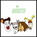 The Skints - The Skints, CD/EP Inc FREE CD!!