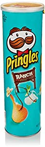 Pringles Ranch, 5.96 Oz