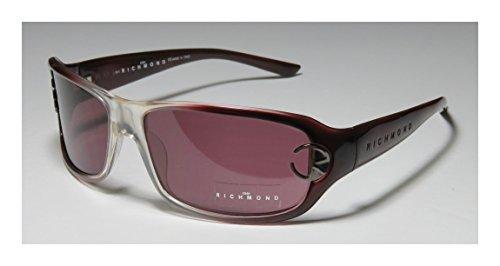 john-richmond-53004-womens-ladies-designer-full-rim-sunglasses-shades-63-16-125-transparent-prune