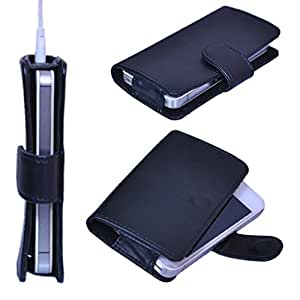 StylE ViSioN Pu Leather Pouch for Sony Xperia C