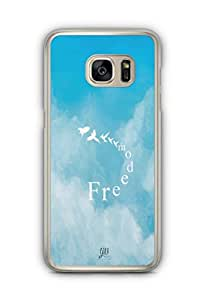 YuBingo Freedom Designer Mobile Case Back Cover for Samsung Galaxy S7 Edge