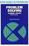 Problem solving :  current issuse /