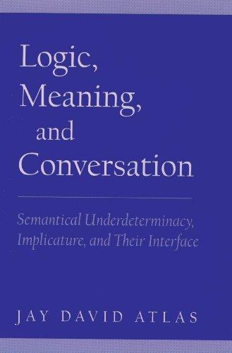 Essay Conversational Implicature