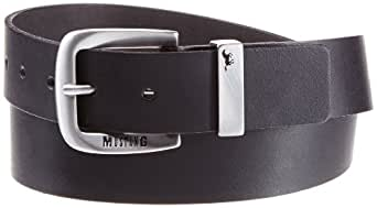 Mustang - Ceinture - Homme - Noir (Black 440) - FR : 12/2 (Taille fabricant : 100)