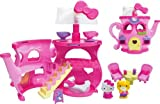 Hello Kitty Vellutata Teapot Cafe Playset.
